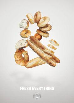 Calgary Farmers' Market: Fresh Everything, & Bread