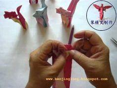 Origami Cat ( designed by Roman Diaz)
