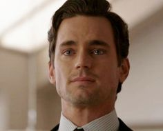 Matt Bomer, almost cried at this part of White Collar