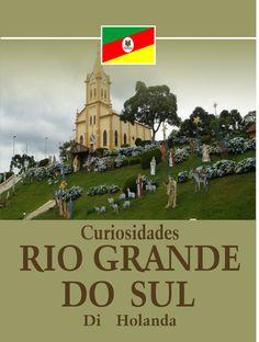 Rio Grande do Sul - História e Curiosidades - livro com 120 páginas com ilustrações e fotos
