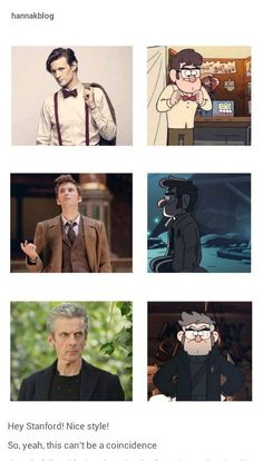 Doctor Who, 12th Doctor, Live Action, Disney Channel, Grabity Falls, Akira, Creepy, Fandom Crossover, Mystery