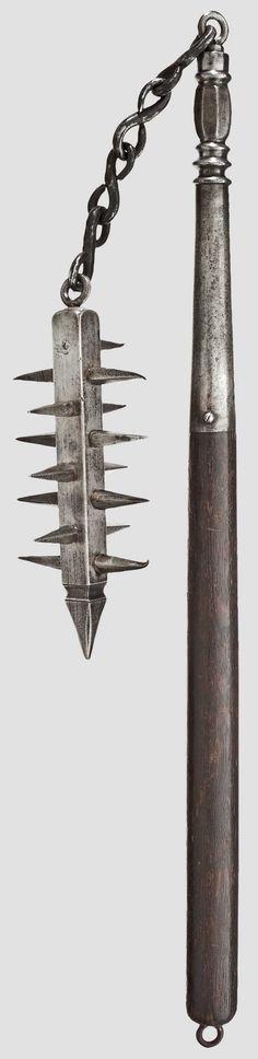 Flail 16th Century