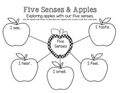 Parts of an Apple—a freebie printable from #MyBigWorld