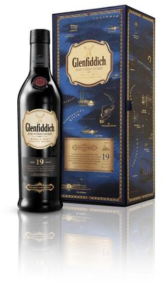 Glenfiddich Age Of Discovery 19 YO Bourbon Cask Single Malt Whisky (750mL)
