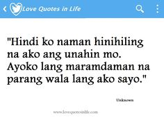 Rely Meaning In Tagalog - vocabulary language basic tagalog Study Sets and Flashcards Tagalog Quotes Patama, Memes Tagalog, Tagalog Quotes Hugot Funny, Pinoy Quotes, Hugot Quotes, Tagalog Love Quotes, Love Quotes For Him Romantic, Couples Quotes Love, Love Quotes Funny