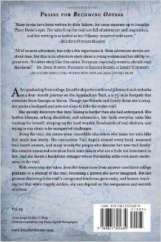 Becoming Odyssa: Adventures on the Appalachian Trail: Jennifer Pharr Davis: 9780825305689: Amazon.com: Books