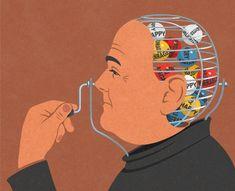 Sólo para entendidos… Ilustraciones de una vida moderna de John Holcroft