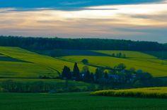 Emsbach Valley in Spring
