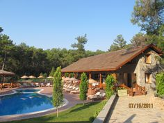 olymposvillage ecologic activity hotel in olympos ,Antalya Turkey