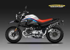"DESIGNER'S CUT Cafè Racer Projects: BMW R 1150 ""KAFE' SCRAMBLER"""