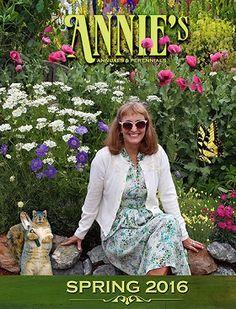 Free Mailorder Catalog - Annie's Annuals