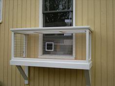 Window Box DIY Catio Plans by Catio Spaces