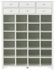 Oxford Shoe Storage Cabinet