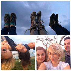#2become1 #weddingday #stanchi ma #felici #wglisposi #selfie  #comesenoncifosseundomani