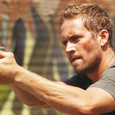 PW's ripped Arms.