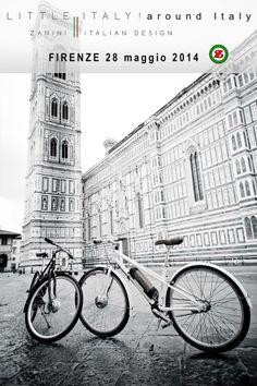 e-bike LITTLE ITALY - perfetta armonia tra design, praticità e gioia di pedalare - Zanini Italian Design - design Sergio Mori - photo Edoardo Cunsolo