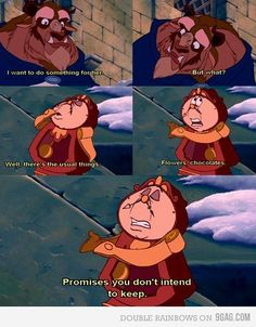 Hahah, one of my favorite Disney movies of all time (: