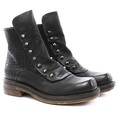 A.S.98 Botines Bajos Sunday 863211-101 Black 38 A.S.98…