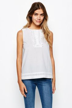 Shop online with Jack Wills for women's tops, shirts and blouses. Find your new favourite go-to with floral prints, frills and wrap styles. Shell Tops, British Style, Wrap Style, Floral Prints, Mens Fashion, Tank Tops, Lady, Jack Wills, Shirts