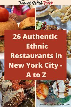 Food Travel, Usa Travel, Travel Tips, Restaurant New York, Restaurant Recipes, Food Inspiration, Travel Inspiration, Drink Bucket, New York Travel Guide