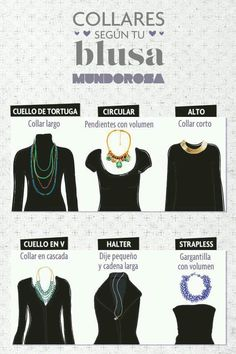 Necklaces and Blouses Look Fashion, Fashion Beauty, Fashion Outfits, Womens Fashion, Fashion Tips, Fashion Design, Casual Outfits, Cute Outfits, Mode Style