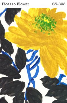 Picasso Flower