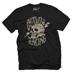 Outlaw Racing Men's T Shirt