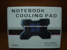 Notebook Cooling Pad HH878