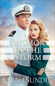 """I'm not normally a ""gusher,"" but wow! Anchor in the Storm had me seriously weighing my responsibilities against my desire to continue reading. That load of laundry can wait one more day, right?? Wonderful characters, war-time intrigue, and a sweet romance blend perfectly to create an irresistible story!"" ~Sarah Ruut"