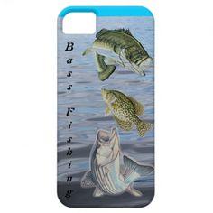 Bass Fishing Phone Case iPhone 5 Case
