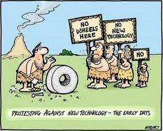 la evolución de la tecnologia