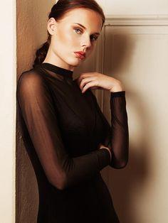 Fashion Model Agency Muah: Juliana Groundstroem Stylist Irena Virtanen