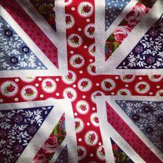 Union Jack Bag..