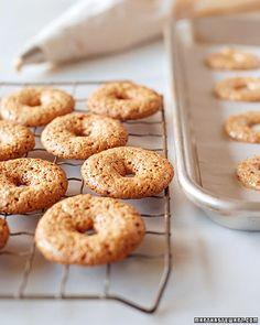 Amaretti Crisps - Martha Stewart Recipes