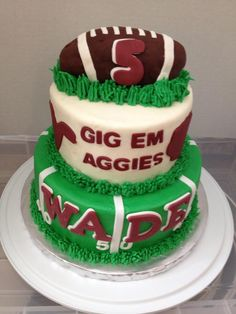 Aggie bday party