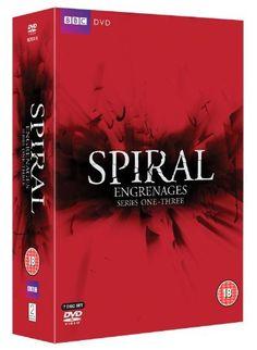 Spiral - Series 1-3 [DVD] DVD ~ Caroline Proust, http://www.amazon.co.uk/dp/B004V98NX2/ref=cm_sw_r_pi_dp_PyDWtb0TFCBNM