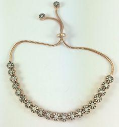 Turkish Handmade Sterling Silver Topaz Tennis Bracelet  | eBay
