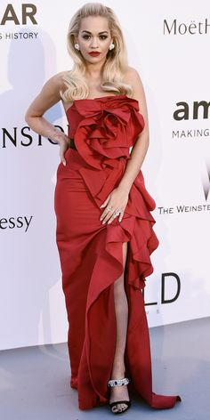 Cannes 2015 Rita Ora