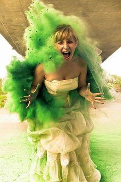 Mi Wedding Diario: ¿Os atreveis con un Trash the Dress?