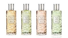 Parfums Dior - Escale à Portofino, à Pondichery, aux Marquises, à Parati.