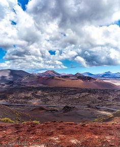 Timanfaya National Park. Lanzarote, Canary Islands. theitalianchica.com