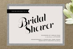 Special Offers Available Click Image Above: Posh Bridal Shower Invitations