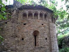 Publicamos la iglesia de Sant Esteve de Tavérnoles. #historia #turismo  http://www.rutasconhistoria.es/loc/sant-esteve-de-tavernoles