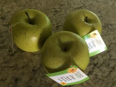 Fresh Vintage by Lisa S: How to make Faux Caramel Apples