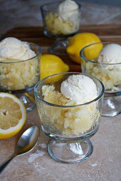Slow Cooker Lemon Spoon Cake