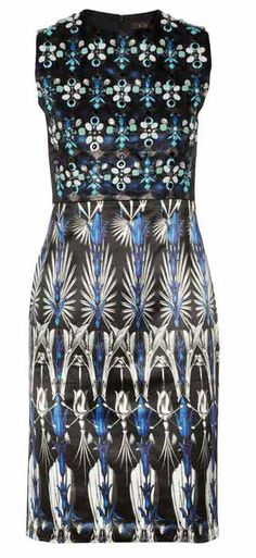 Biyan Lorelei embellished silk-blend dress http://www.net-a-porter.com/product/373523