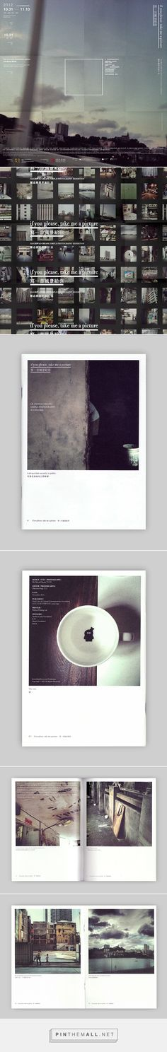 if you please, take me a picture on Behance