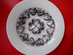 Happy Valentines!! xoxo   A healthy Brownie for your Loved ones!