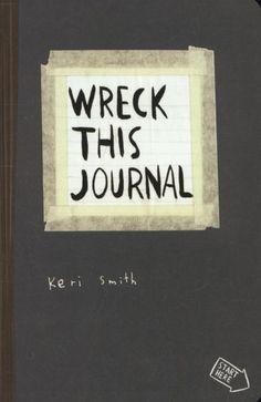 Wreck this journal   Penguin Books Ltd