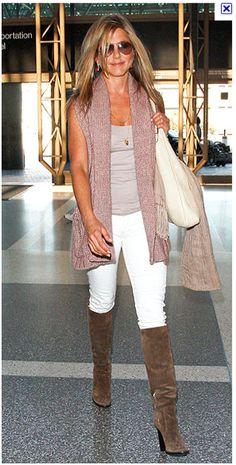 jen aniston - Jen's style is always my favorite!